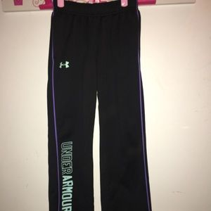 Under Armour girls pants